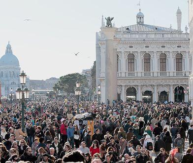 Wenecja pęka w szwach. Miasto ma pomysł, jak ograniczyć liczbę turystów