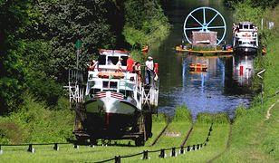 Kanał Elbląski - jedyne takie miejsce na świecie