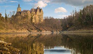 Zamek Czocha - twierdza pełna duchów
