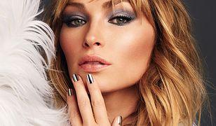 Metaliczny trend makijażowym hitem