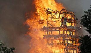 Mimo szybkiej reakcji straży pożarnej, nie udało się powstrzymać ognia