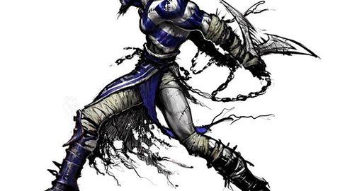 O mały włos, a Kratos byłby niebieski