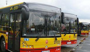 Kolejnych 80 nowoczesnych autobusów dla Warszawy