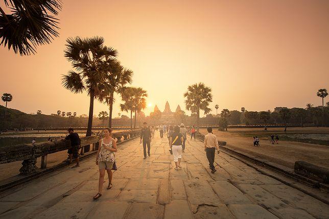 Urlop w Kambodży