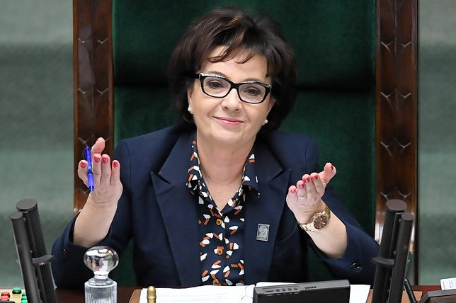 Elżbieta Witek ogłosiła datę wyborów
