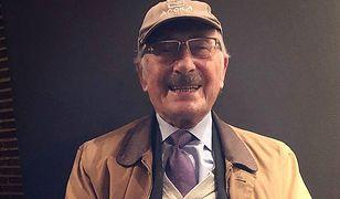 Henri Kichka ma 91 lat, w wojnie stracił całą rodzinę