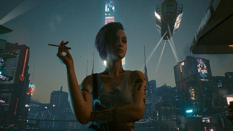 Cyberpunk 2077 przeładowany zabawkami erotycznymi? CD Projekt komentuje