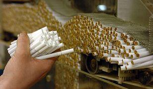 Afera tytoniowa na granicy polsko-ukraińskiej