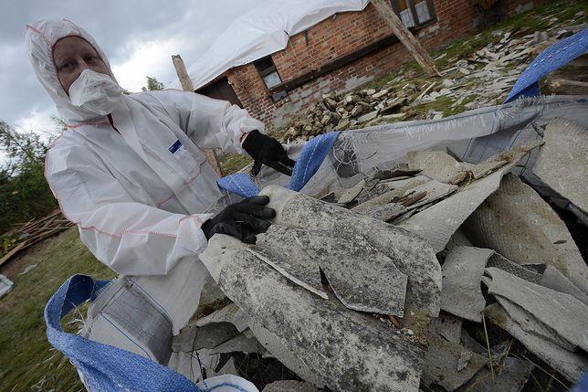 W 2016 roku w naszym kraju działało 36 składowisk odpadów azbestowych