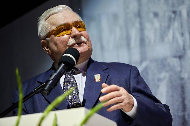 Wałęsa skomentował aferę wokół Lecha Kaczyńskiego. Gorzki wpis
