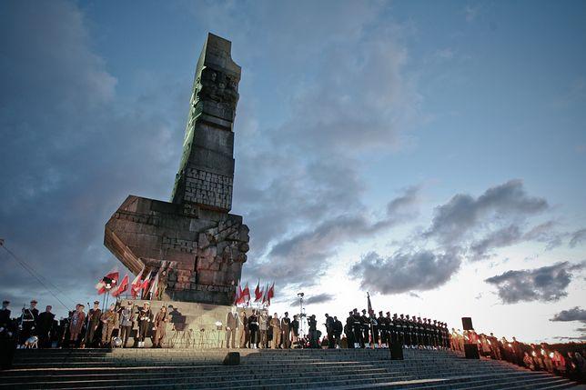 Westerplatte - miejsce dorocznych uroczystości upamiętniających rocznicę wybuchu II wojny światowej.