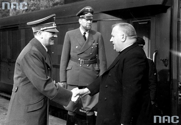 Słowacja zaatakowała Polskę wspólnie z Hitlerem i Stalinem