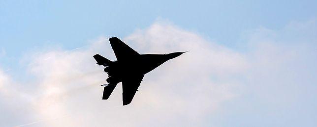 Rosja: MiG-29 rozbił pod Moskwą