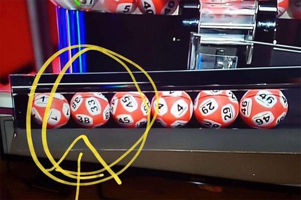 """Wielka burza po losowaniu Lotto. """"Ta sama kula miała dwa różne numery"""""""