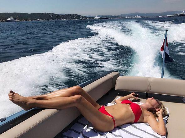 Joanna Przetakiewicz w bikini. Zgadniesz, ile ma lat?