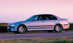 Fani 4 kółek: BMW M5