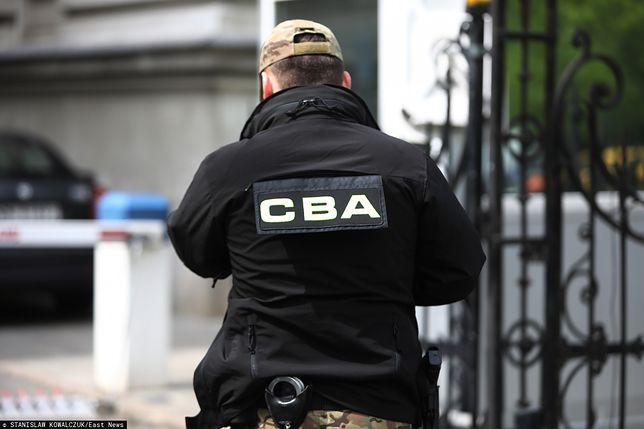 Warszawa. CBA zatrzymało kolejnego urzędnika związanego z reprywatyzacją w stolicy