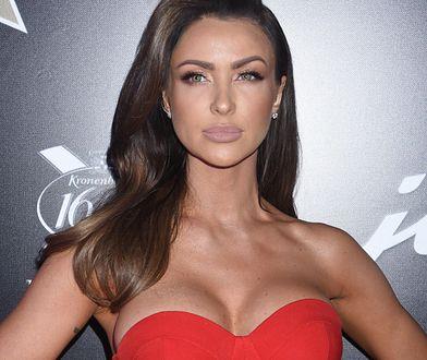 Monika Pietrasińska na imprezie Playboya