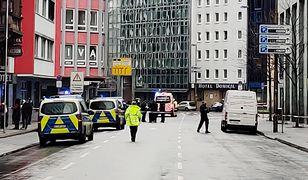 Atak nożownika we Frankfurcie. To już pewne: napastnik to Polak
