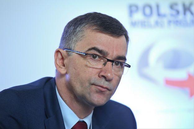 Ambasador Andrzej Przyłębski: możliwe, że podpisałem, ale wymuszono to na mnie groźbą