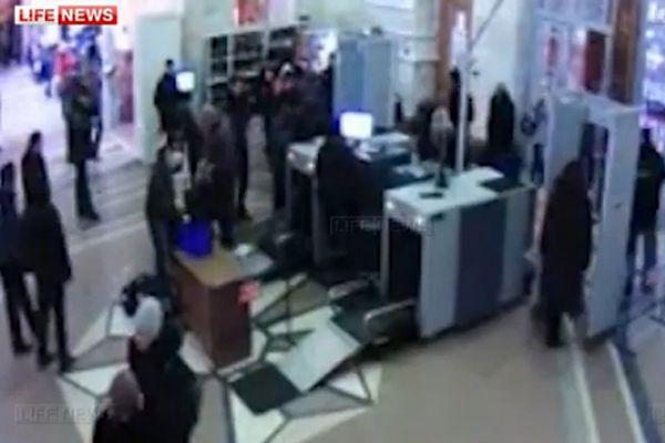 Zamach na dworcu w Wołgogradzie wykonała para terrorystów? Jest nagranie z monitoringu