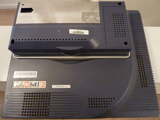 Na zdjęciu u góry widoczny DIMM-board