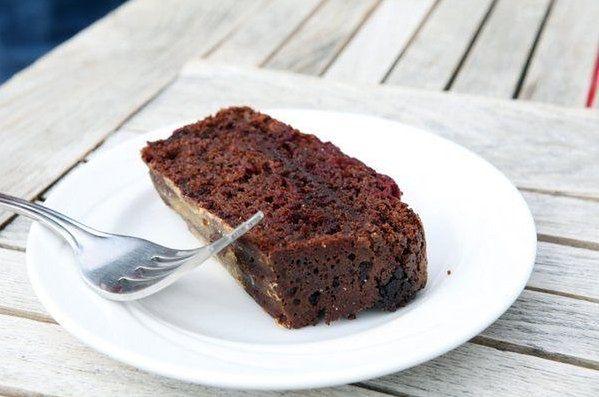 Buraczane ciasto