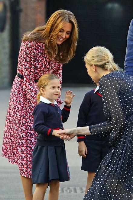 Nowa fryzura Kate