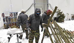 Kilkunastu ochotników w mroźnym eksperymencie. Sto godzin w temperaturze minus 50 stopni