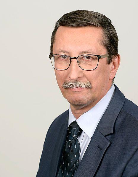 Jan Żaryn jest senatorem IX kadencji
