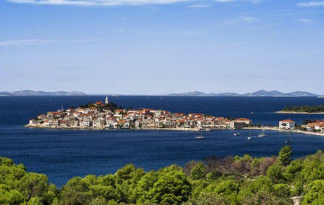 Atrakcje Dalmacji: Primošten
