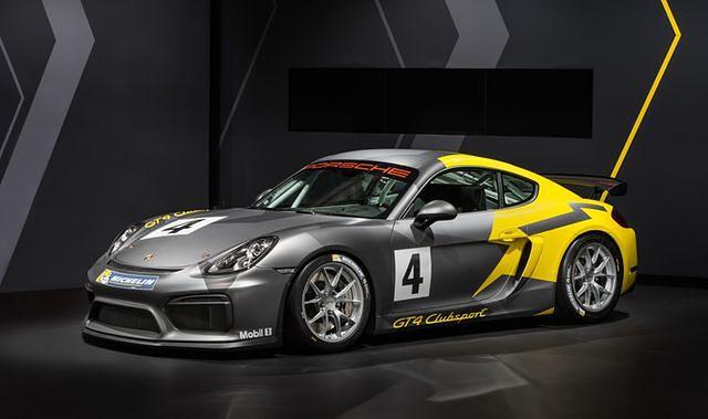 Nowa wyścigówka Porsche
