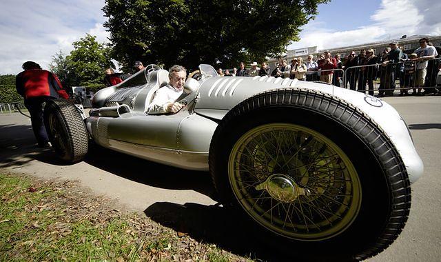 Klasyczne Audi zjadą na Goodwood Festival of Speed