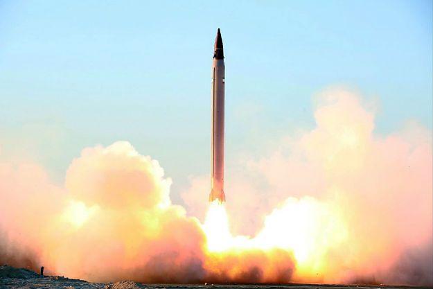 Iran przeprowadził testy rakiet balistycznych. Złamał rezolucję Rady Bezpieczeństwa ONZ