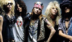 Guns n' Roses znów w Polsce! Tym razem zagrają na Stadionie Śląskim