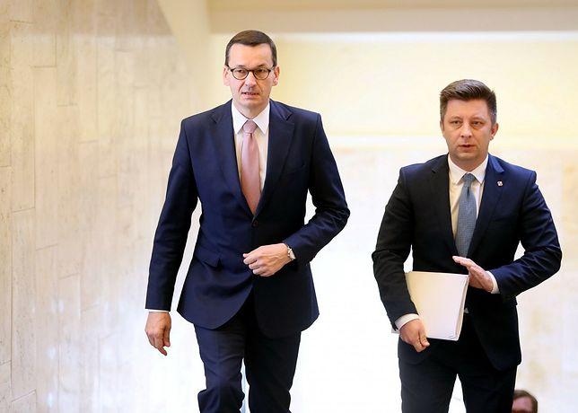 Afera mailowa. Polski rząd doprowadził do usunięcia kanałów z przeciekami