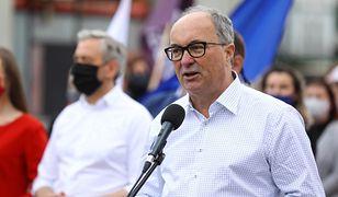 Włodzimierz Czarzasty skrytykował podwyżki dla polityków