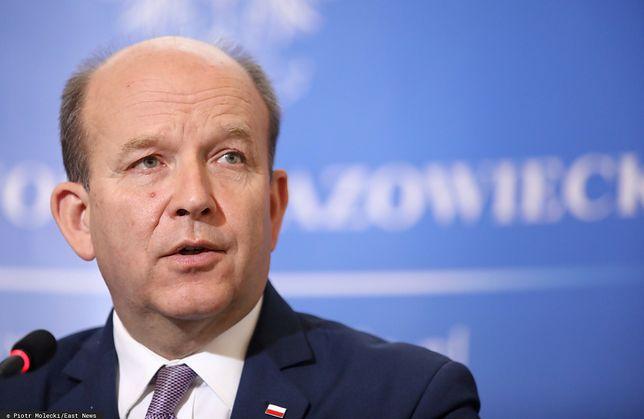Koronawirus. Jest wniosek o kontrolę NIK w mazowieckim urzędzie wojewódzkim. Chodzi o liczbę wolnych łóżek w szpitalach