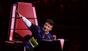 """Dawid Kwiatkowski jest jednym z trenerów i jurorów w programie """"The Voice Kids"""""""