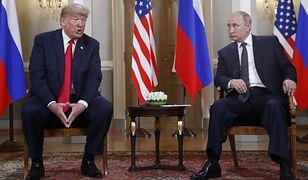 Ameryka nakłada na Rosję nowe sankcje