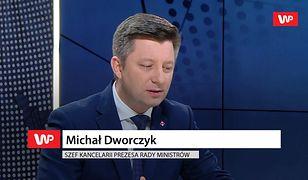 Nowe ministerstwo skarbu. Michał Dworczyk zdradza szczegóły