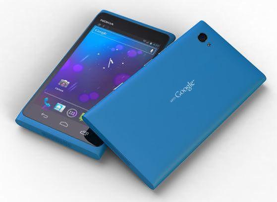 Nokia chciała potajemnie przejść na Androida