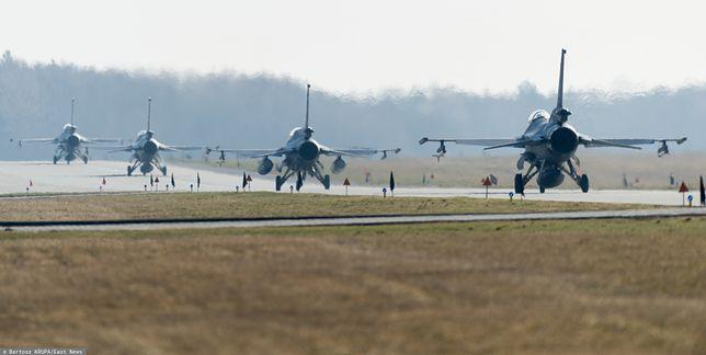 Lotnictwo NATO nie pomoże naszym F-16, jeśli nie wprowadzimy IFF