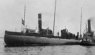 Jeden z najdziwniejszych pomysłów Niemiec - towarowy okręt podwodny