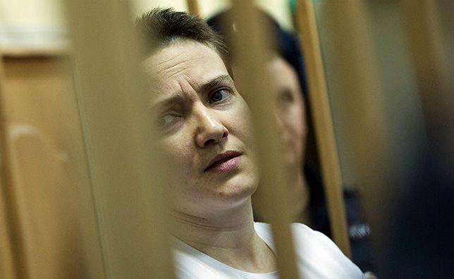 """Poroszenko przyznał Nadii Sawczenko tytuł Bohatera Ukrainy. """"Jest symbolem niezłomności"""""""