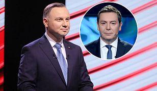Debatę prezydencką w TVP miało oglądać nawet sześć milionów osób