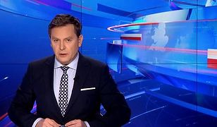 """Michał Adamczyk jest jedną z twarzy """"Wiadomości"""" TVP"""