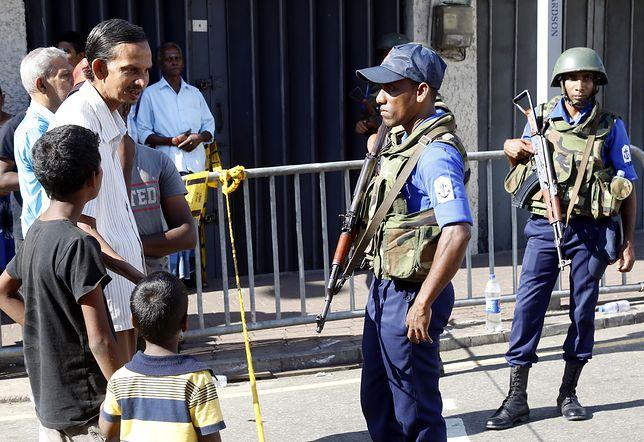 Zamachy na Sri Lance: kolejna eksplozja w Kolombo. Władze wprowadzają stan wyjątkowy