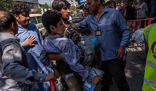Kabul. Eksplozja. Wśród rannych są dzieci