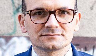 Marcin Anaszewicz to bliski współpracownik Roberta Biedronia